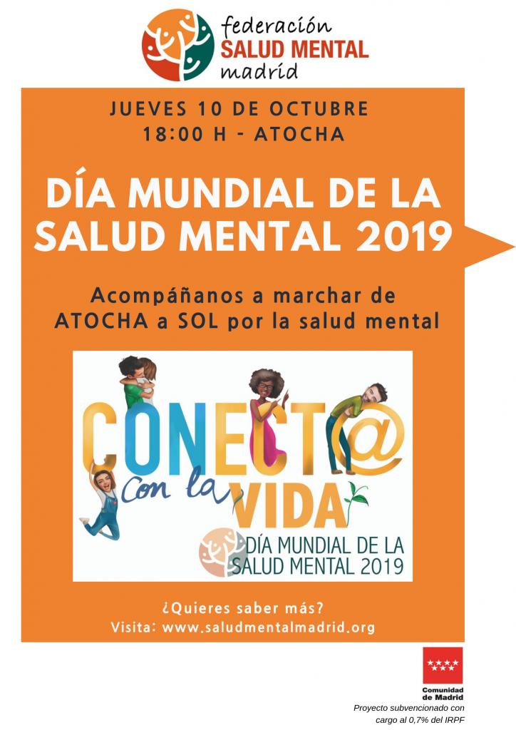 Cartel Marcha DMSM 2019