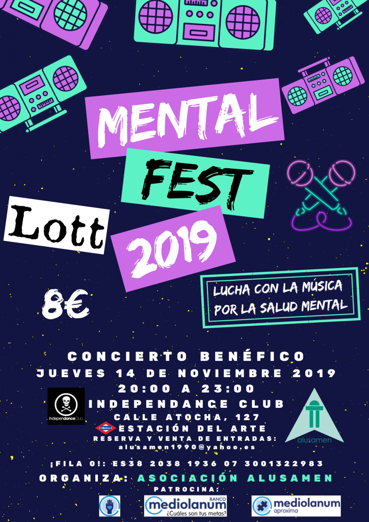 ALUSAMEN Mental fest 2019